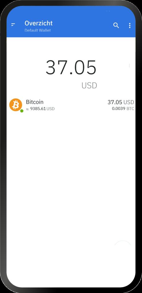 Beste bitcoin apps - Coinomi